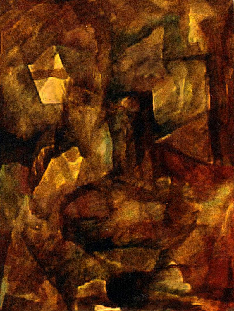 Entrañas, soledad de la tierra. | Romero Katya