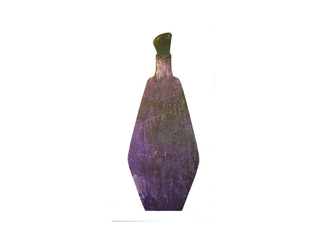 Botella VIII | Romero Katya