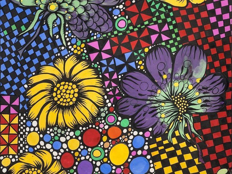 Ana Fernandez / Flores Negras