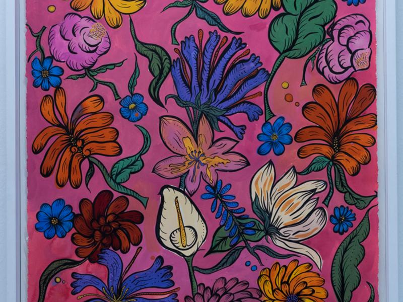 Ana Fernandez / Flores de Mayo