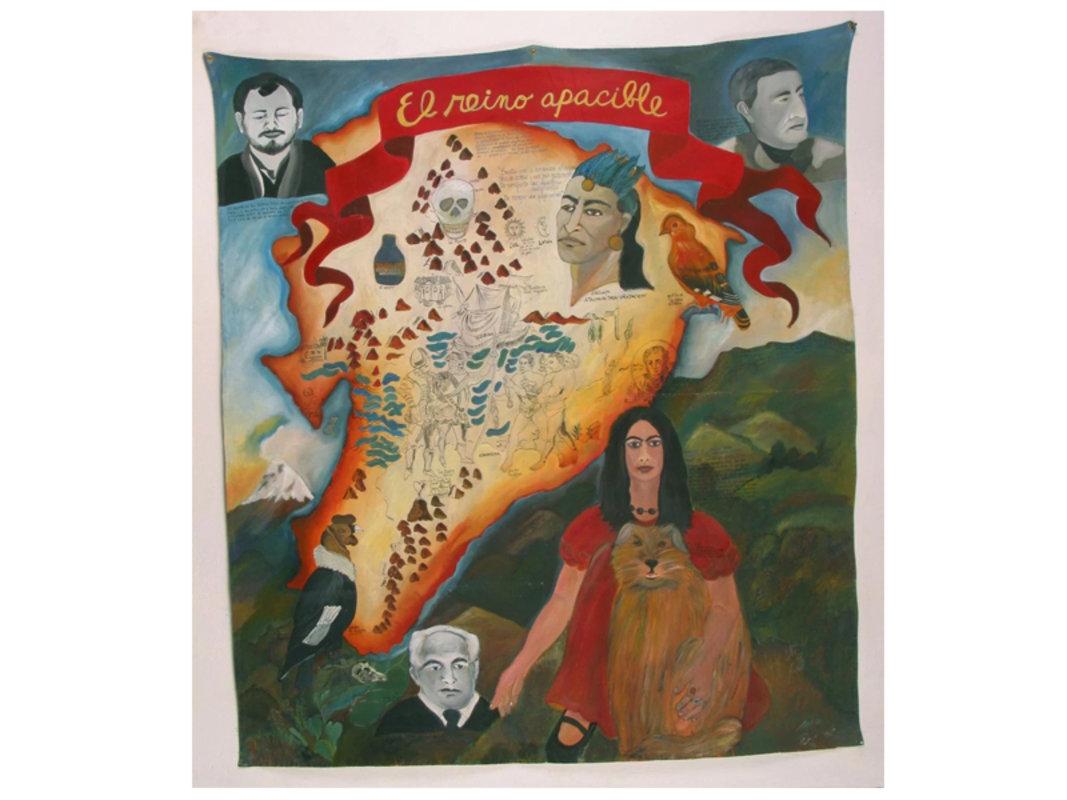 Ana Fernandez / El reino apacible | Fernandez Ana -Miranda Texidor