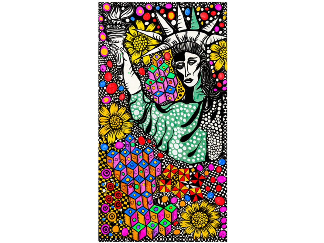 Libertad, te inclinas y tus flores estallan. | Fernandez Ana -Miranda Texidor
