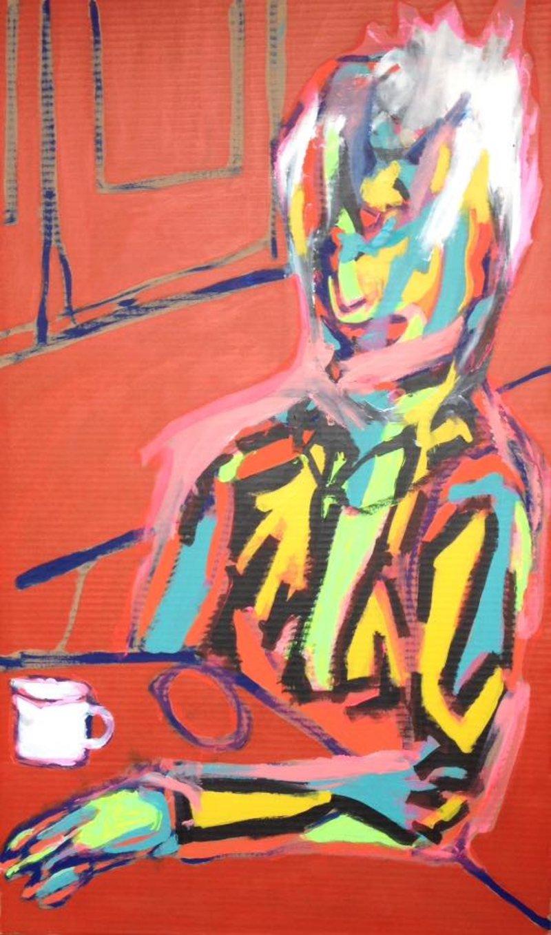 Francisco Maldonado / cafe en la Nube de Oort | Maldonado Carrasco Francisco