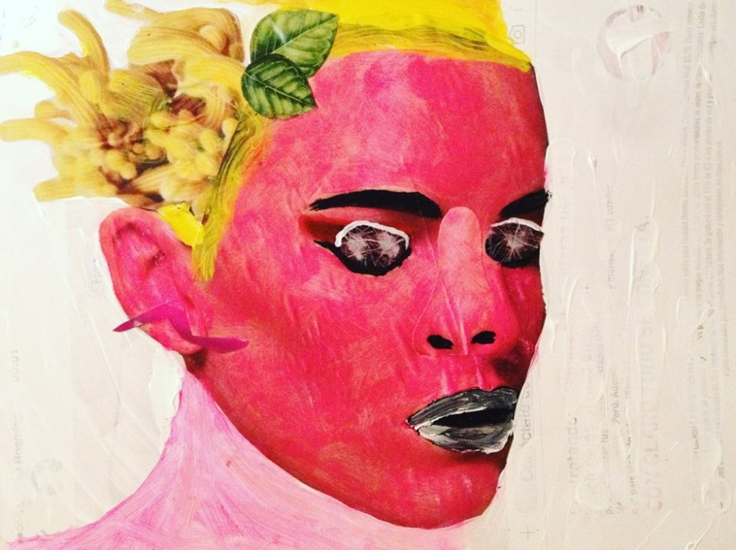 rostro rosa | Maldonado Carrasco Francisco