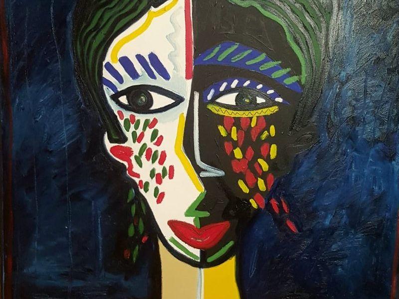 Retrato Mujer 1