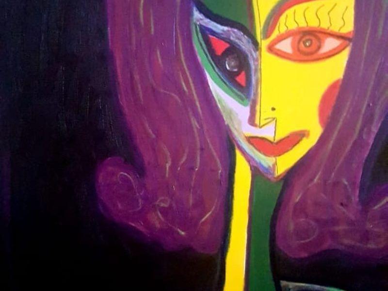 Guzmán González / Retrato Mujer 2