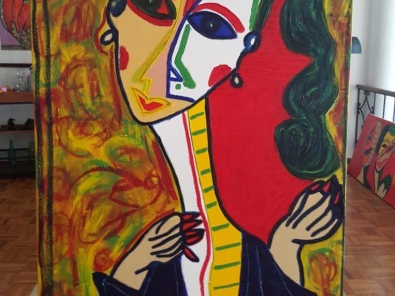 Retrato Mujer 4 - Guzmán González | ARTEX