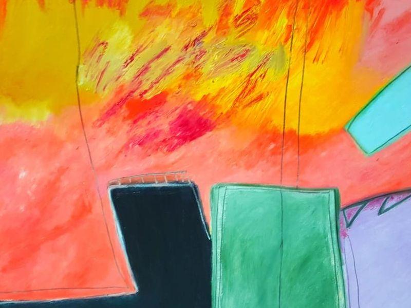 Guzmán González / Abstracto 2