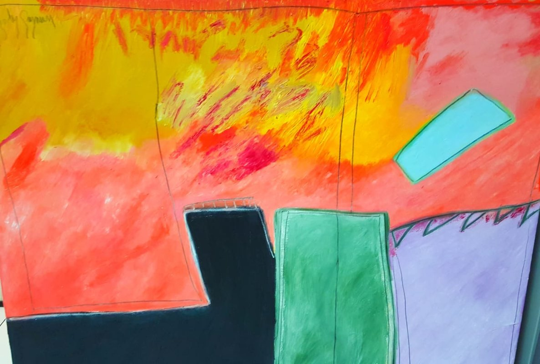 Guzmán González / Abstracto 2 | Guzmán González
