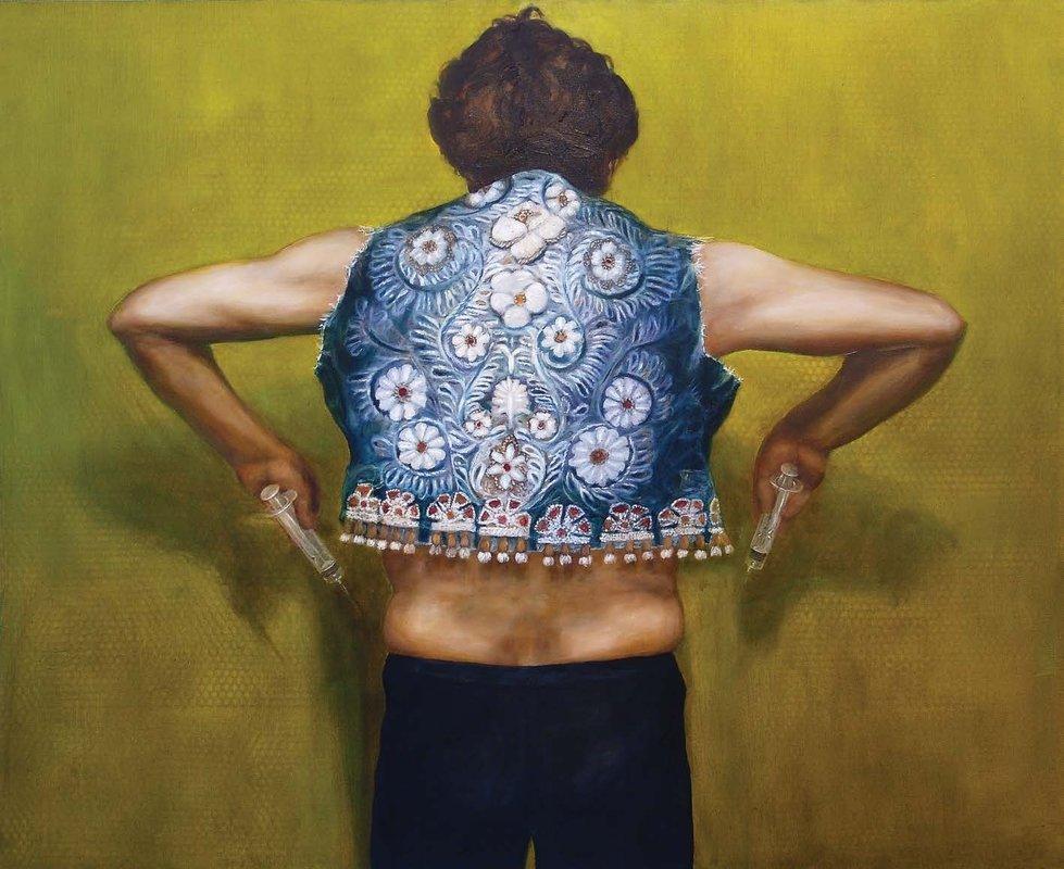 David Santillán / Yonker | Santillán David