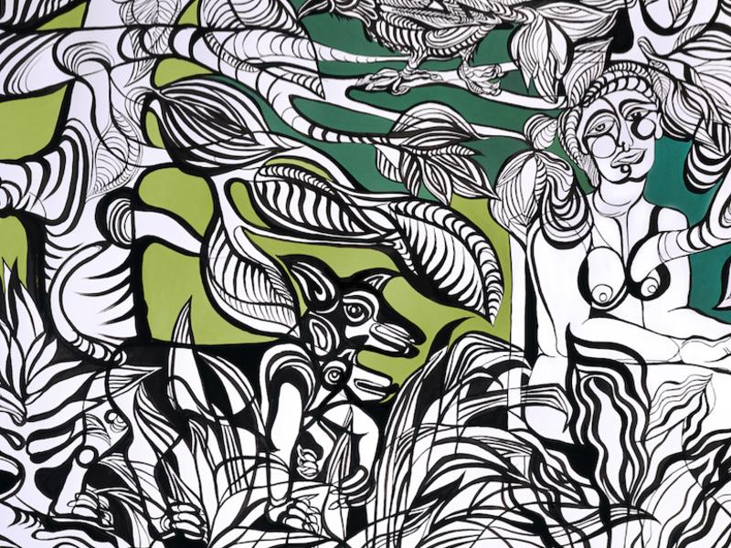 Paula Barragán / Verde que te quiero verde