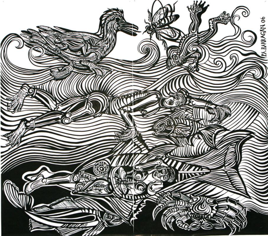 Paula Barragán / Calamares en su tinta | Barragán Paula